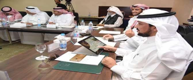 جامعة الأمير سطام تستضيف اللقاء التنسيقي الخامس لأوقاف الجامعات السعودية
