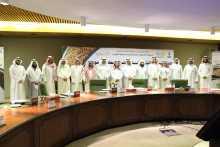 أوقاف الجامعة تشارك في اللقاء التنسيقي الثالث لأمناء ومسؤولي الأوقاف بالجامعات السعودية