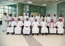 أوقاف جامعة الأمير سطام تختتم المرحلة الأولى لإدارة أمانة اللقاء التنسيقي لأوقاف الجامعات السعودية